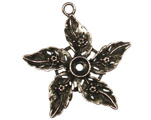 Pingente de Flor 016